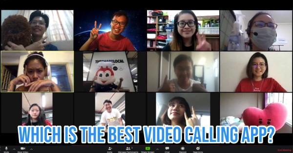 14 Best Video Calling Apps & Platforms Ranked To Stay In Touch While Social Distancing