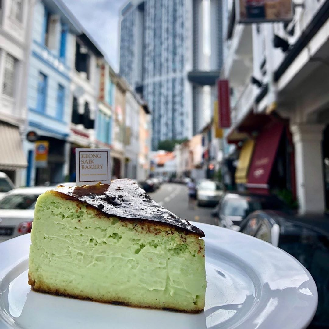 Gifts for friends - Keong Saik Bakery
