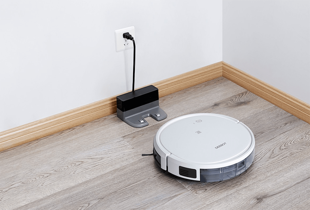 EcoVacs Deebot Robotic Vacuum Cleaners in Singapore