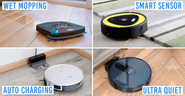 8 Best Robotic Vacuum Cleaners In Singapore To Free Up Your Mopping & Vacuuming Time