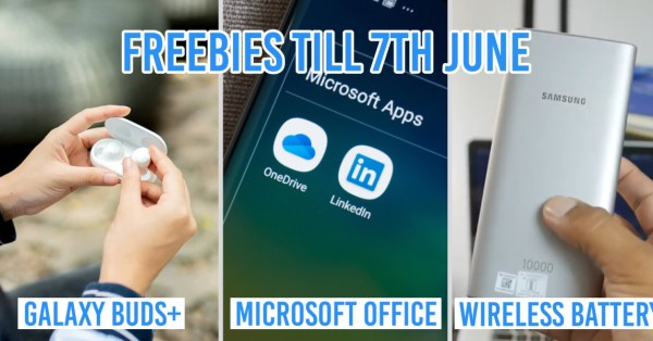 Samsung Galaxy Is Now Giving Free Wireless Earbuds & Microsoft Software When You Get Their Gadgets