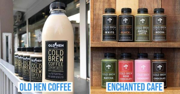 10 Cafes With Islandwide Cold Brew Delivery To Bring The Cafe Experience Home