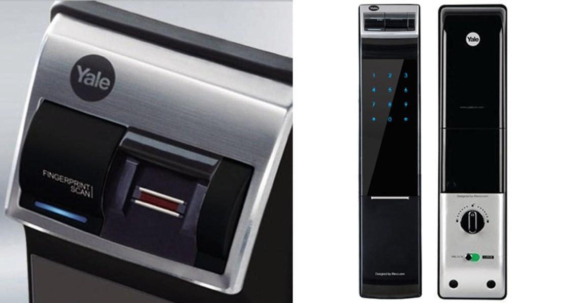Yale YDM 4109RL Biometric