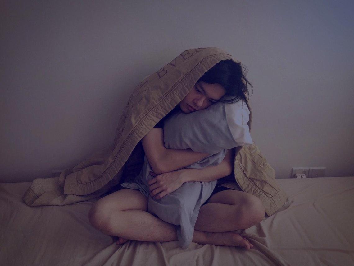sleep and anxiety at night