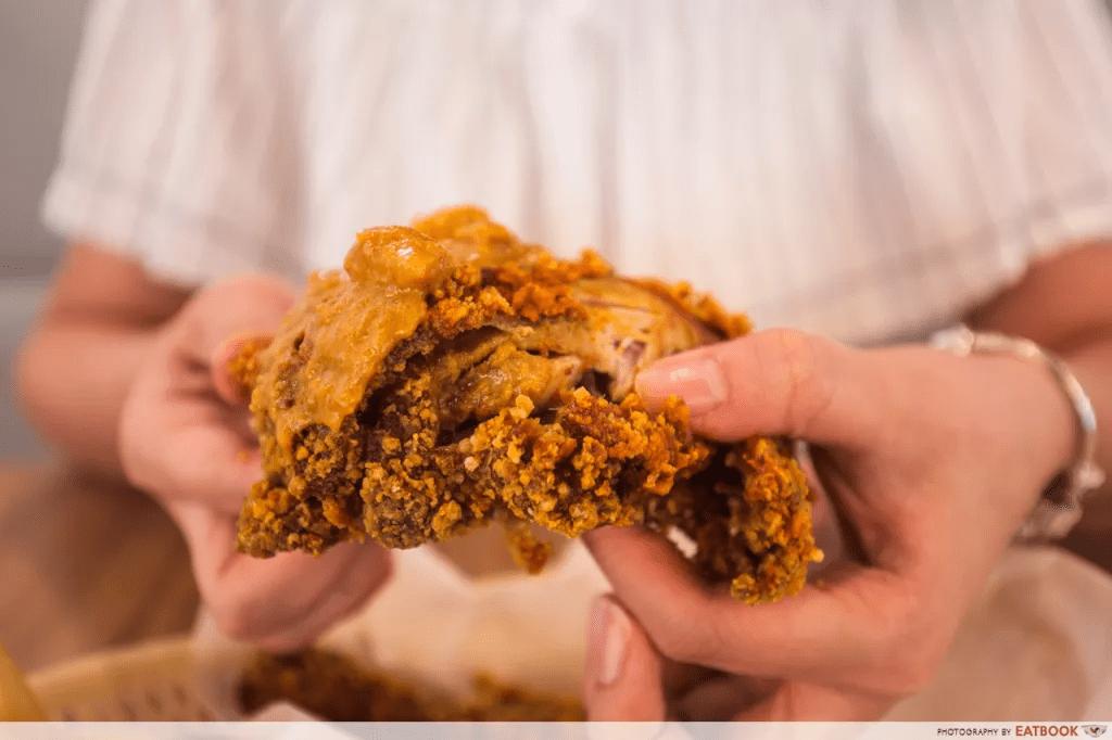 10-piece chicken set for $18 at KFC