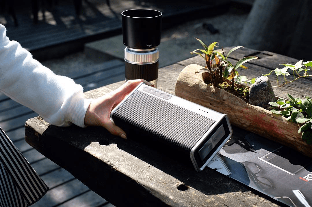 Loud and feature-rich, the Creative iRoar Go comes in at the top of our list of the best portable Bluetooth speakers in Singapore.