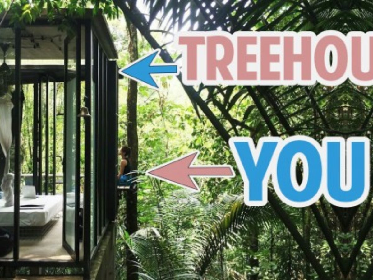 11 Treehouse Hotels In Malaysia For A True Escape Away From