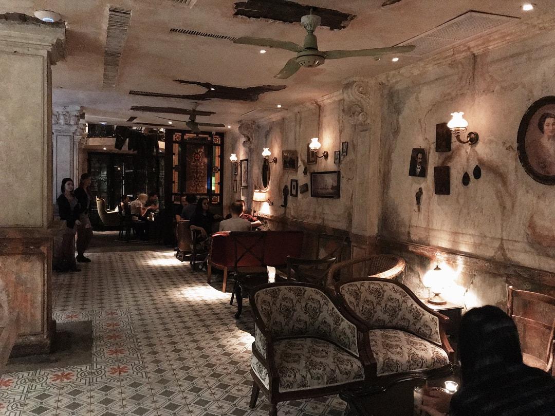 Havana Social - interior design