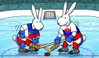 Bob and Bobek Ice Hockey image 1