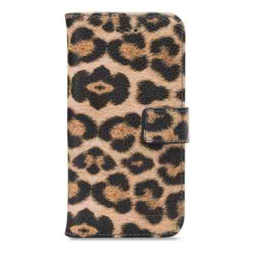 My Style Flex Wallet for Apple iPhone X/Xs Leopard