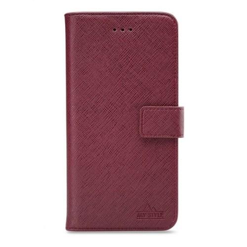 My Style Flex Wallet for Apple iPhone 11 Pro Max Bordeaux