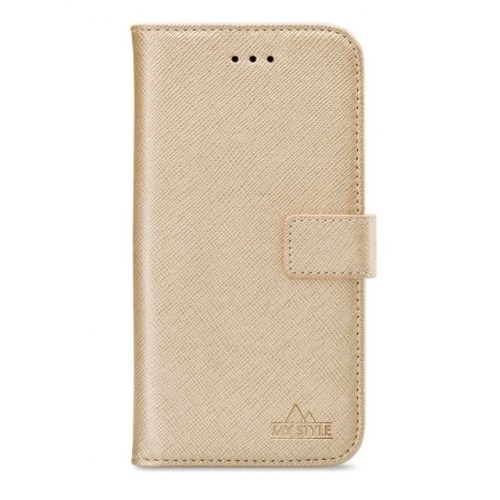 My Style Flex Wallet for Apple iPhone 11 Pro Max Gold