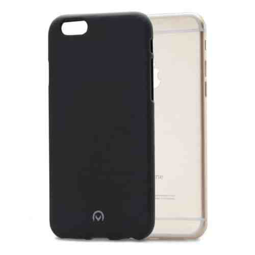 Mobilize Rubber Gelly Case Apple iPhone 6/6S Matt Black