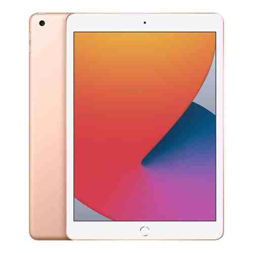 Apple iPad 10.2 (2020) WiFi 32GB Goud