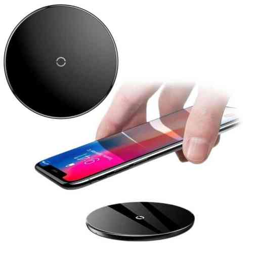 Baseus Simple Wireless Charging Pad - Draadloze Lader