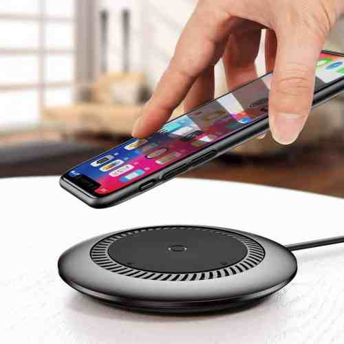 Baseus Whirlwind Wireless Charger - Draadloze Lader