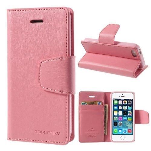 iPhone 5/5S flip case mercury