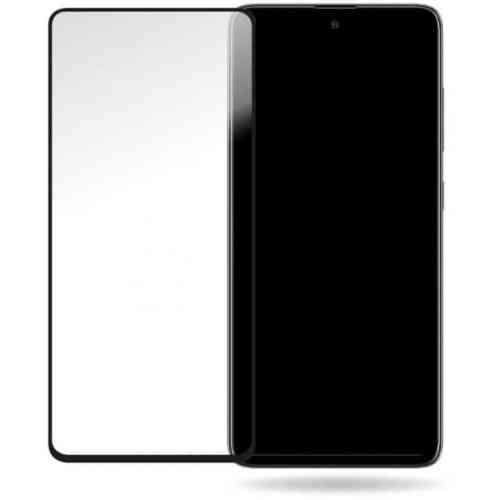Mobilize Glass Screen Protector - Black Frame - Samsung Galaxy A51/A51 5G