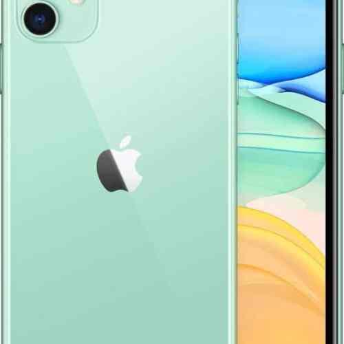 iPhone 11 64GB Mintgroen