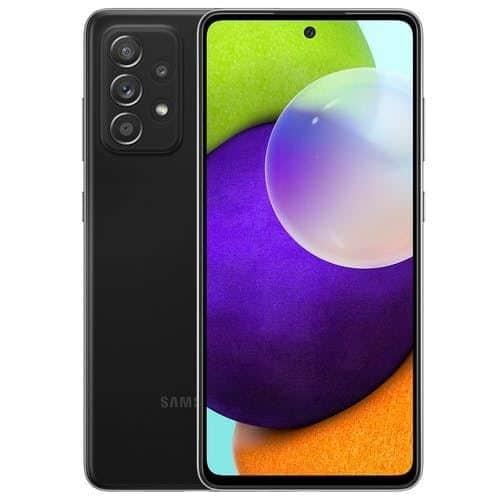 Samsung Galaxy A52 4G 128GB Black