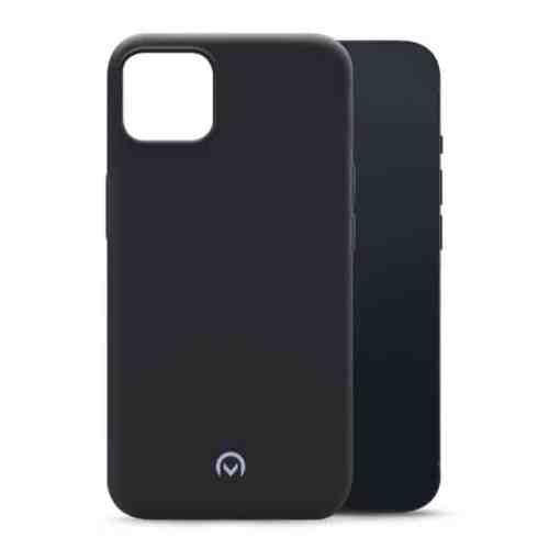 Mobilize Rubber Gelly Case Apple iPhone 13 Mini Matt Black