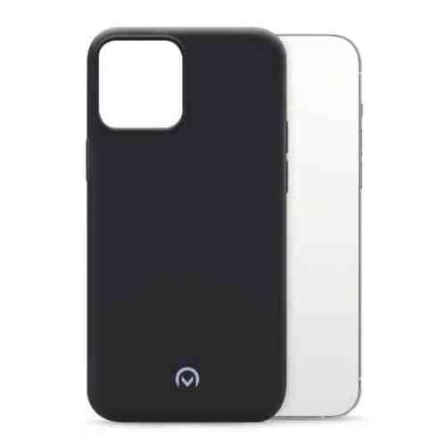 Mobilize Rubber Gelly Case Apple iPhone 13 Pro Max Matt Black