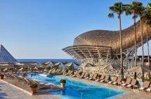 Hotel Arts Barcelona - Rett Ved Stranden