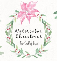 free christmas watercolour flowers and wreaths free clip art xmas images christmas images [ 1208 x 804 Pixel ]