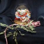 Flores de Tela reciclada