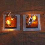 Esculturas de Mesa de mesa