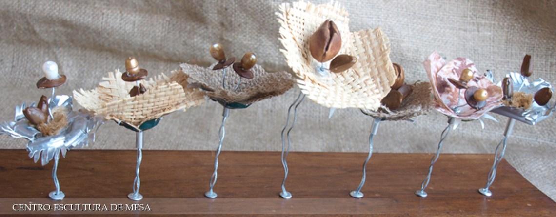 Esculturas de mesa