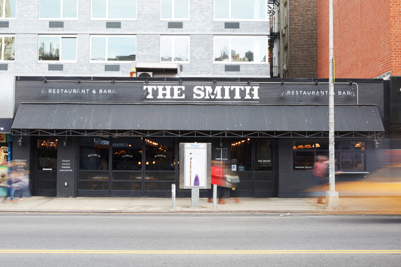 East Village 171 The Smith Restaurant