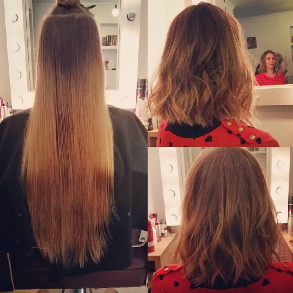 Madalina Iliev - hair styling