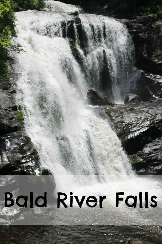 Bald River Falls 2