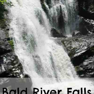 Bald River Falls: A Hike For Any Season