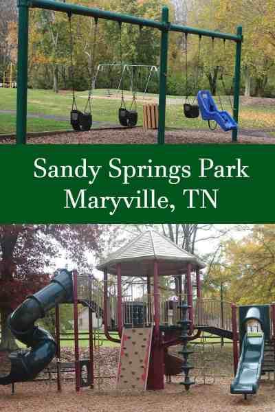 Sandy Springs Park, Maryville, TN