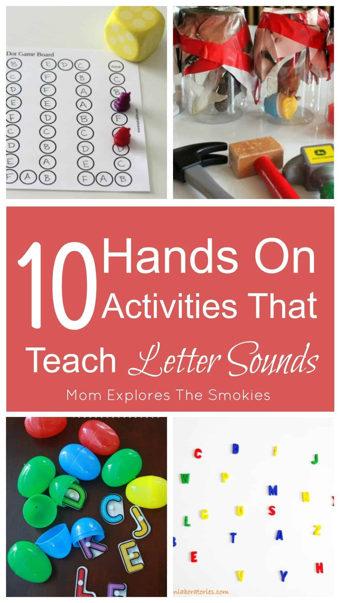 these fun hands on activities are simple to set up and make learning letter sounds fun and exciting for any preschooler all of the activities either offer
