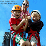 Kid Friendly Smokies: Zip Lines & Canopy Tours
