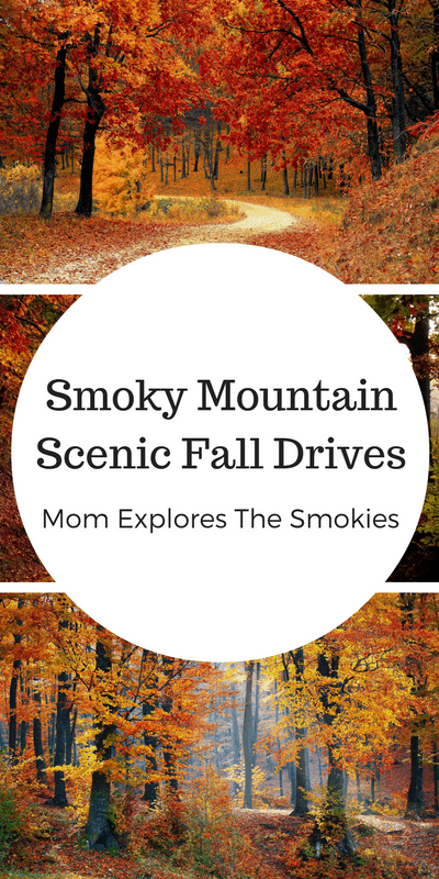 Smoky Mountain Scenic Fall Drives, Mom Explores The Smokies