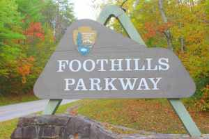 Foothills Parkway In The Fall, Mom Explores The Smokies
