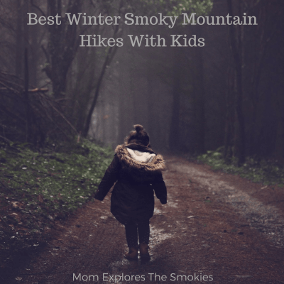 4 Easy Winter Hikes with Kids in the Smoky Mountains