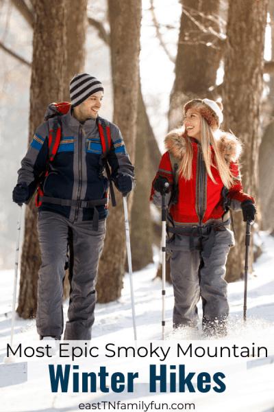 5 Best Winter Hikes in the Smokies