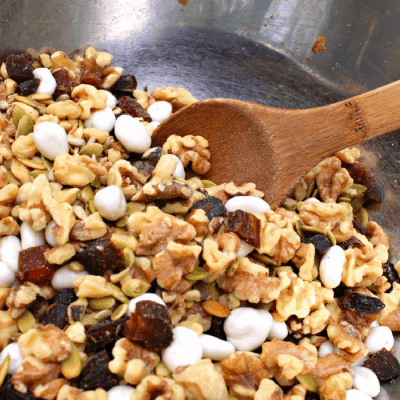 Apricot Bliss Trail Mix Recipe