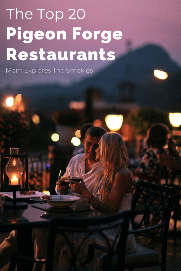Best Restaurants in Pigeon Forge, Smoky Mountains, Tennessee, TN, USA, Family Travel, Mom Explores The Smokies