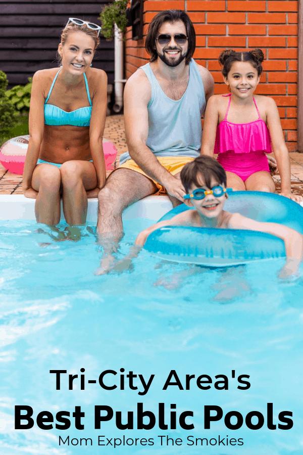 Tri-Cities TN Best Public Pools, Johnson City, Kingsport, Bristol