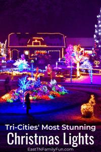 Bristol Christmas Lights TN