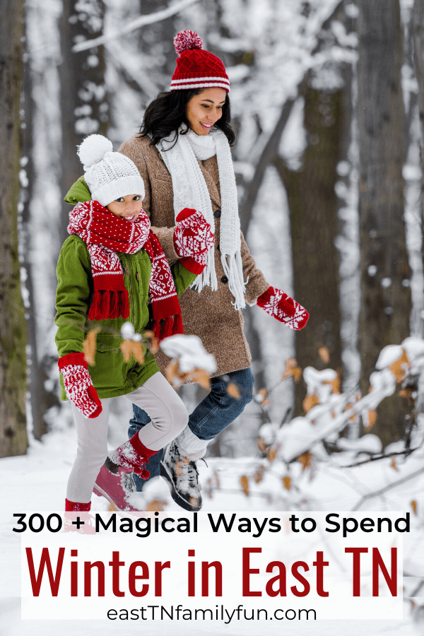 300 + Magical Ways to Spend Winter in Tennessee