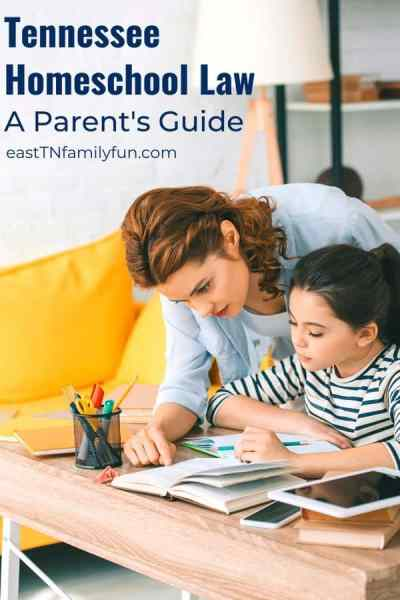 Homeschool Laws in Tennessee: A Parent's Guide