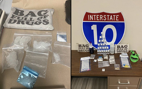 "Police Find Illegal Narcotics Stash Inside Pouch Labeled ""Bag Full Of Drugs"""