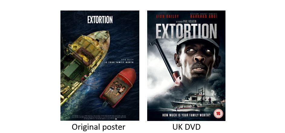 EXTORTION comparison A